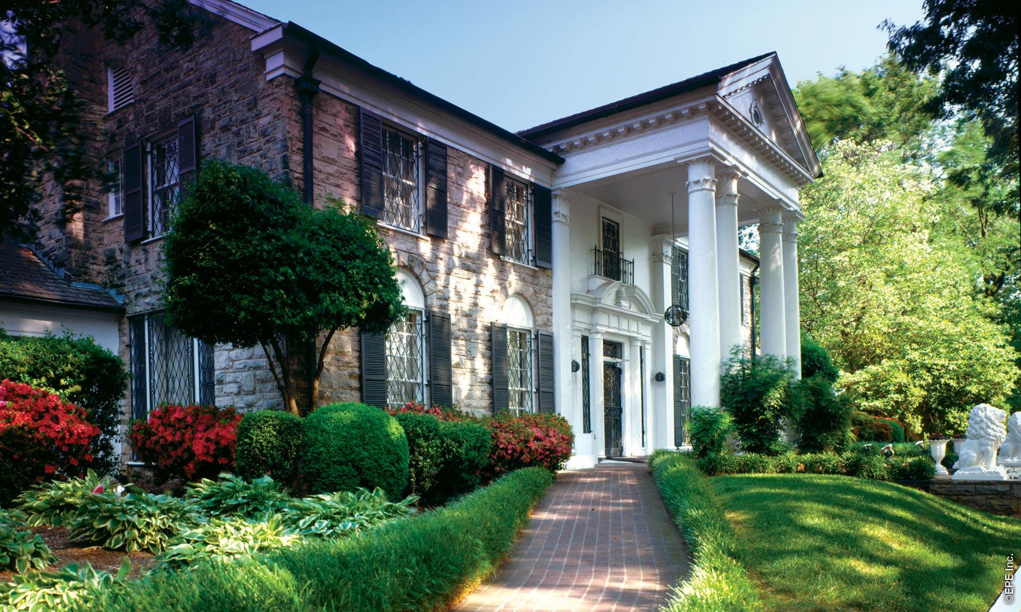 Elvis Presley's Memphis, New Orleans & Nashville
