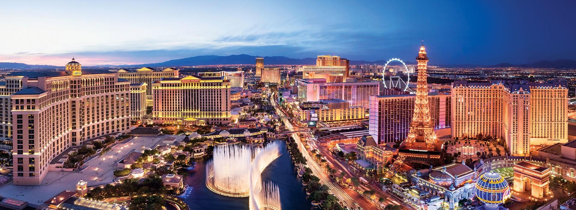 Hollywood, Vegas & the Grand Canyon