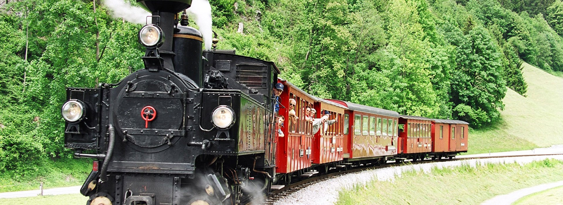 Steam Railways of Austria