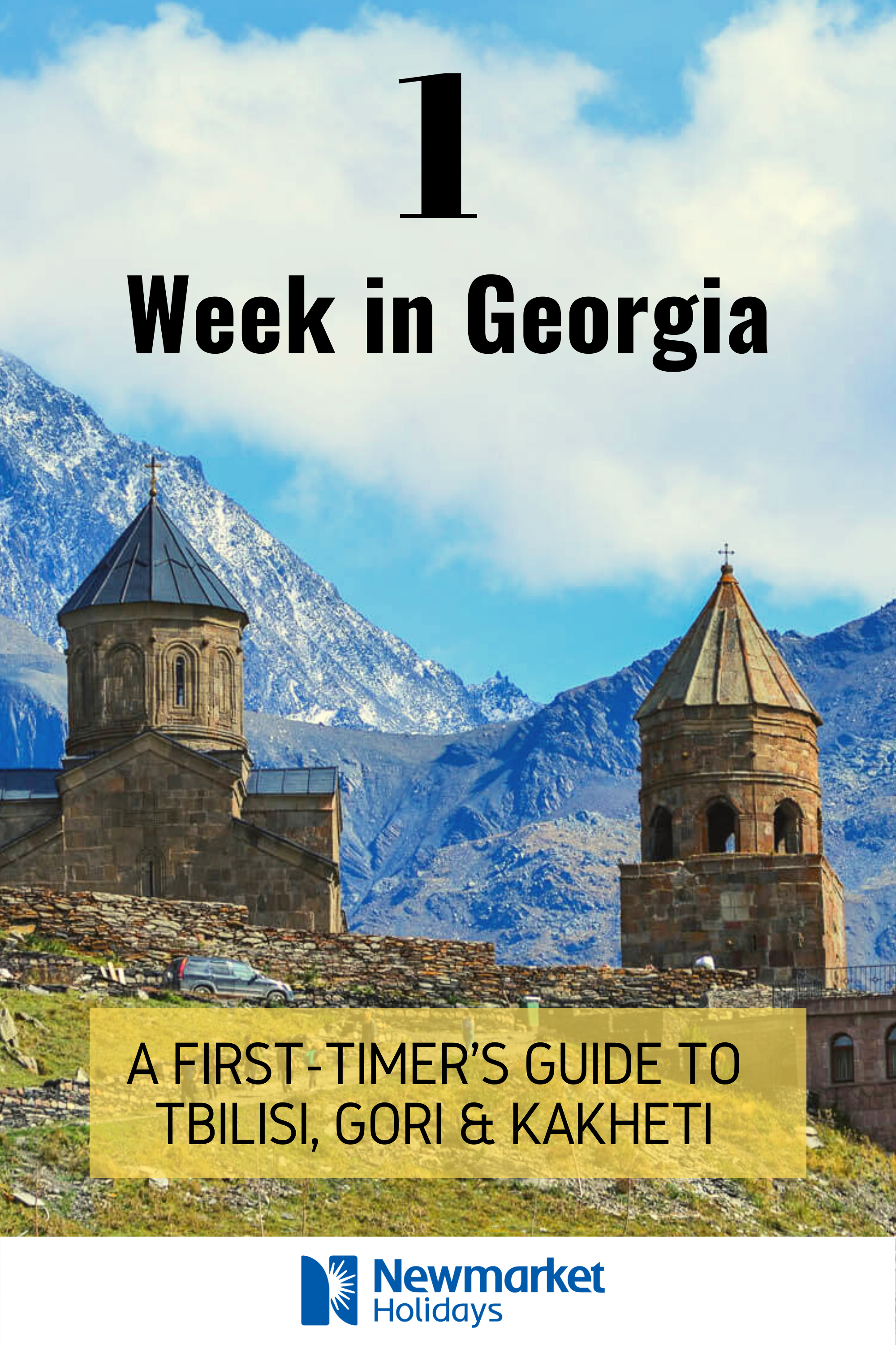 How to spend an incredible week in Georgia: a guide for first-timers
