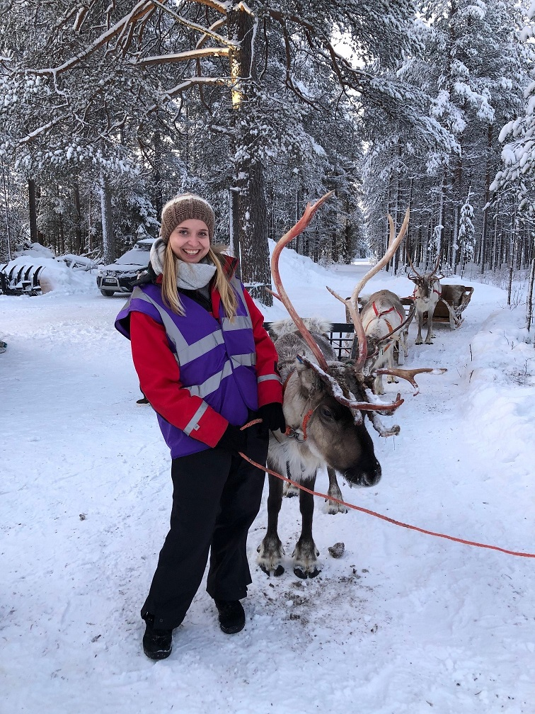 Swedish Lapland - the ultimate winter wonderland.