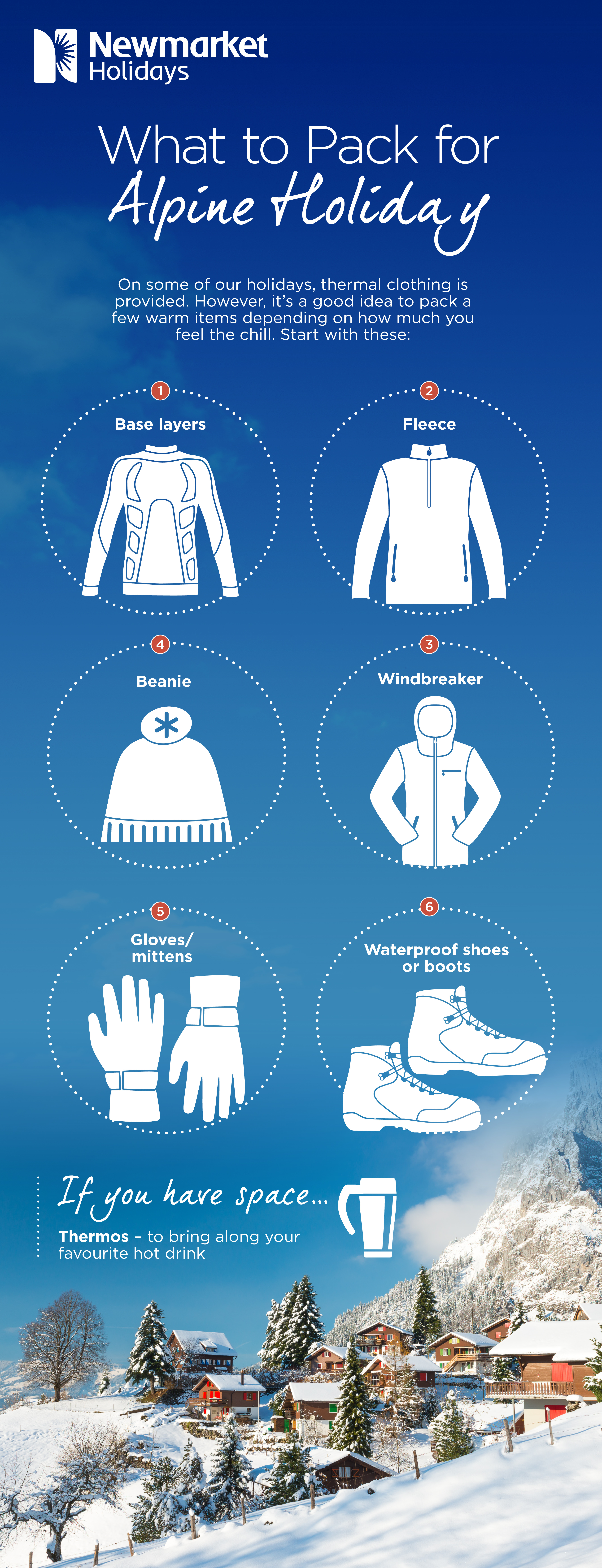 Ready for the chill? Pack these essentials on your epic alpine trip