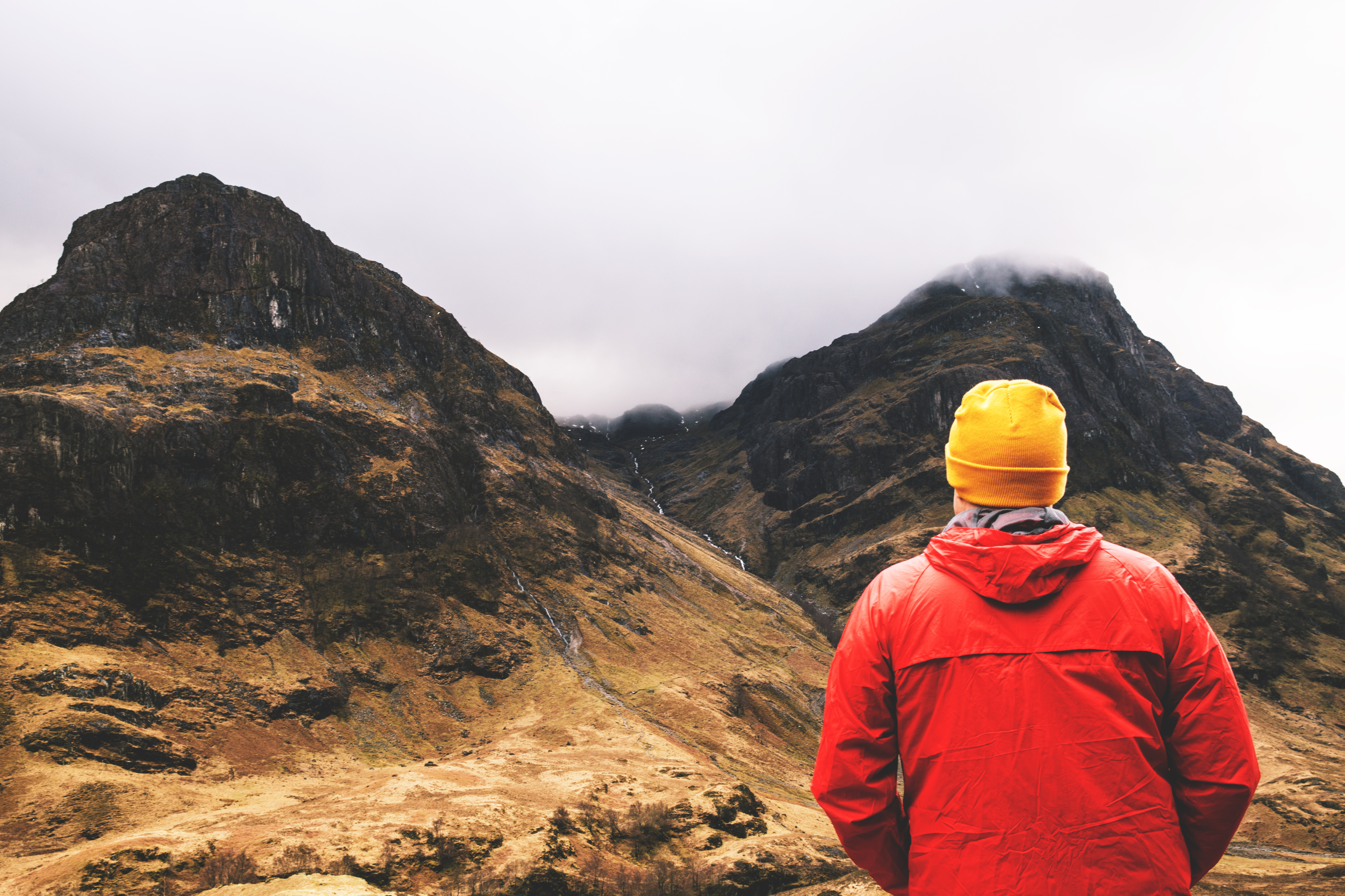The Scottish Highlands might be a lovely starting point for your first solo tour.