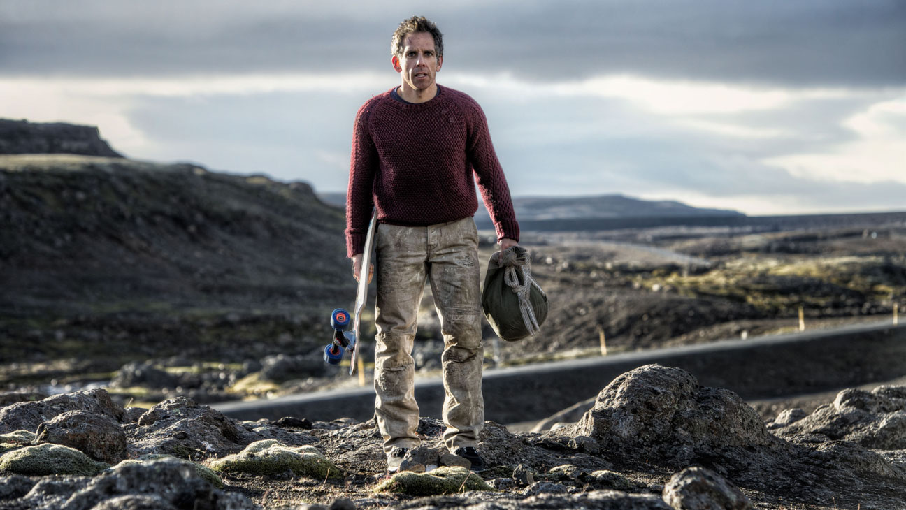 Iceland has a starring role in The Secret Life of Walter Mitty.