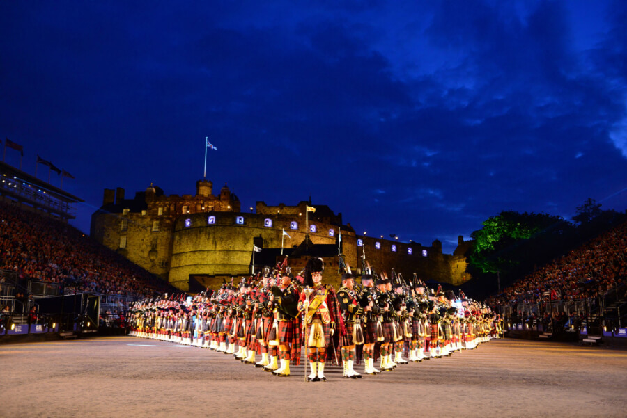 ©The Royal Edinburgh Military Tattoo