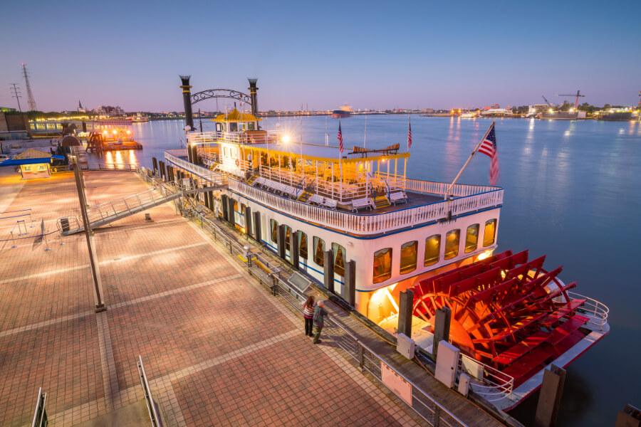 Mississippi Steam Boat