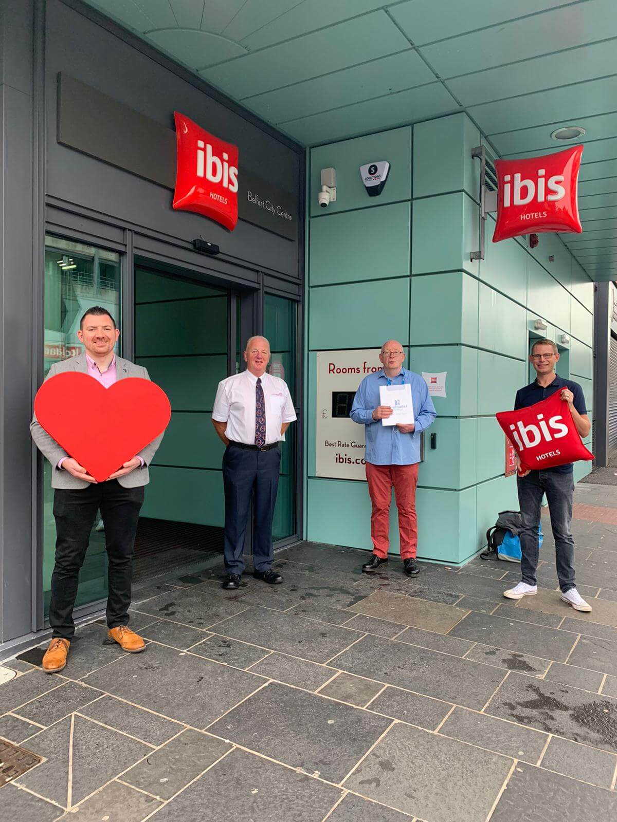 Ibis hotel city centre belfast