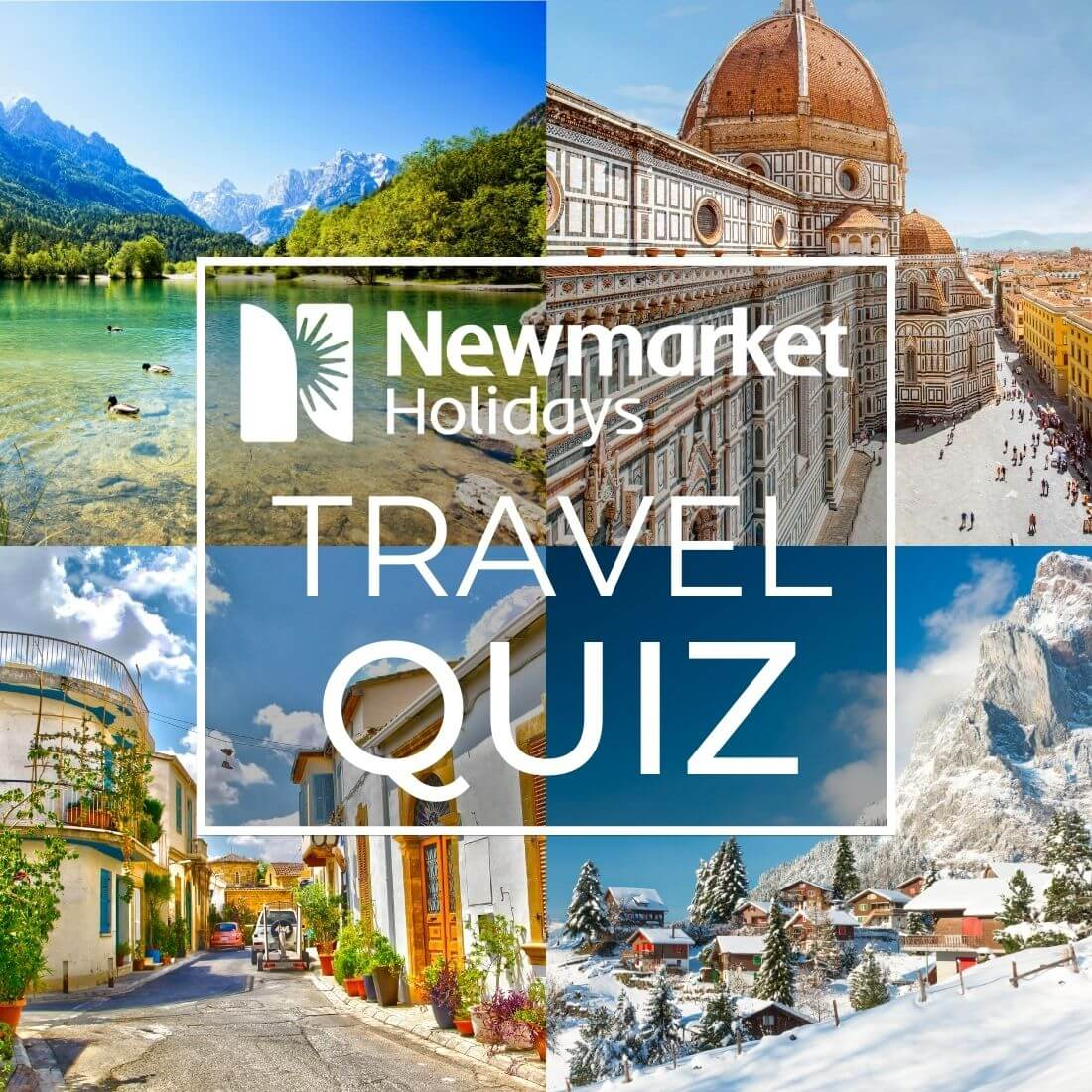 Newmarket Holidays Travel Quiz Round 14