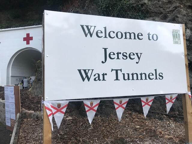 Jersey War Tunnels, Jersey