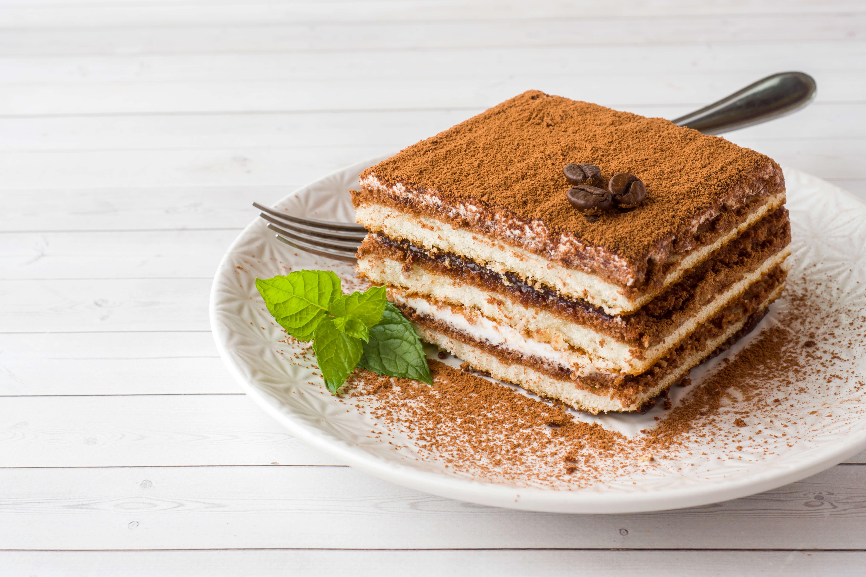 Tiramisu, a classic Italian dessert
