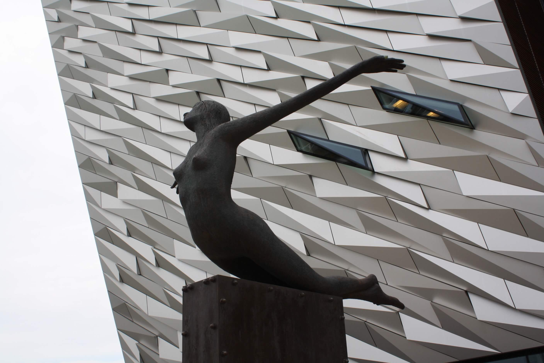 Titanica Sculpture, Titanic Belfast