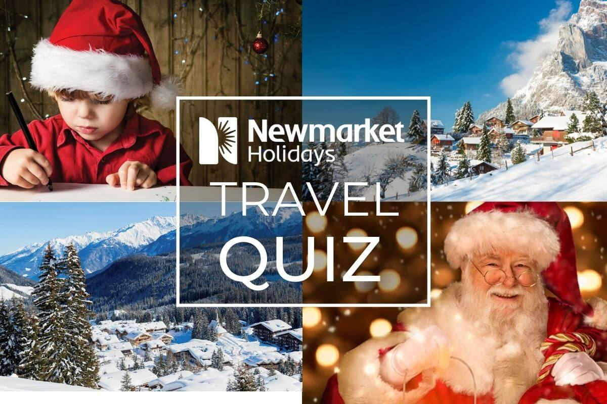 Newmarket Holidays Travel Quiz: Christmas edition