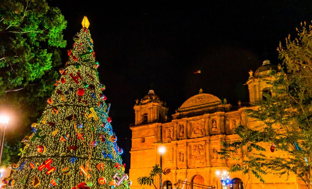 Oaxaca at Christmas