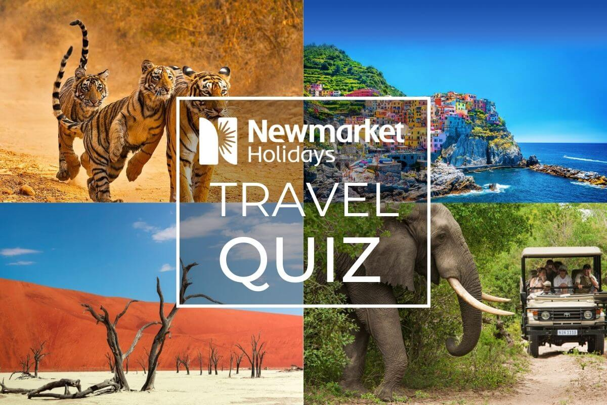 Newmarket Holidays Travel Quiz round 19