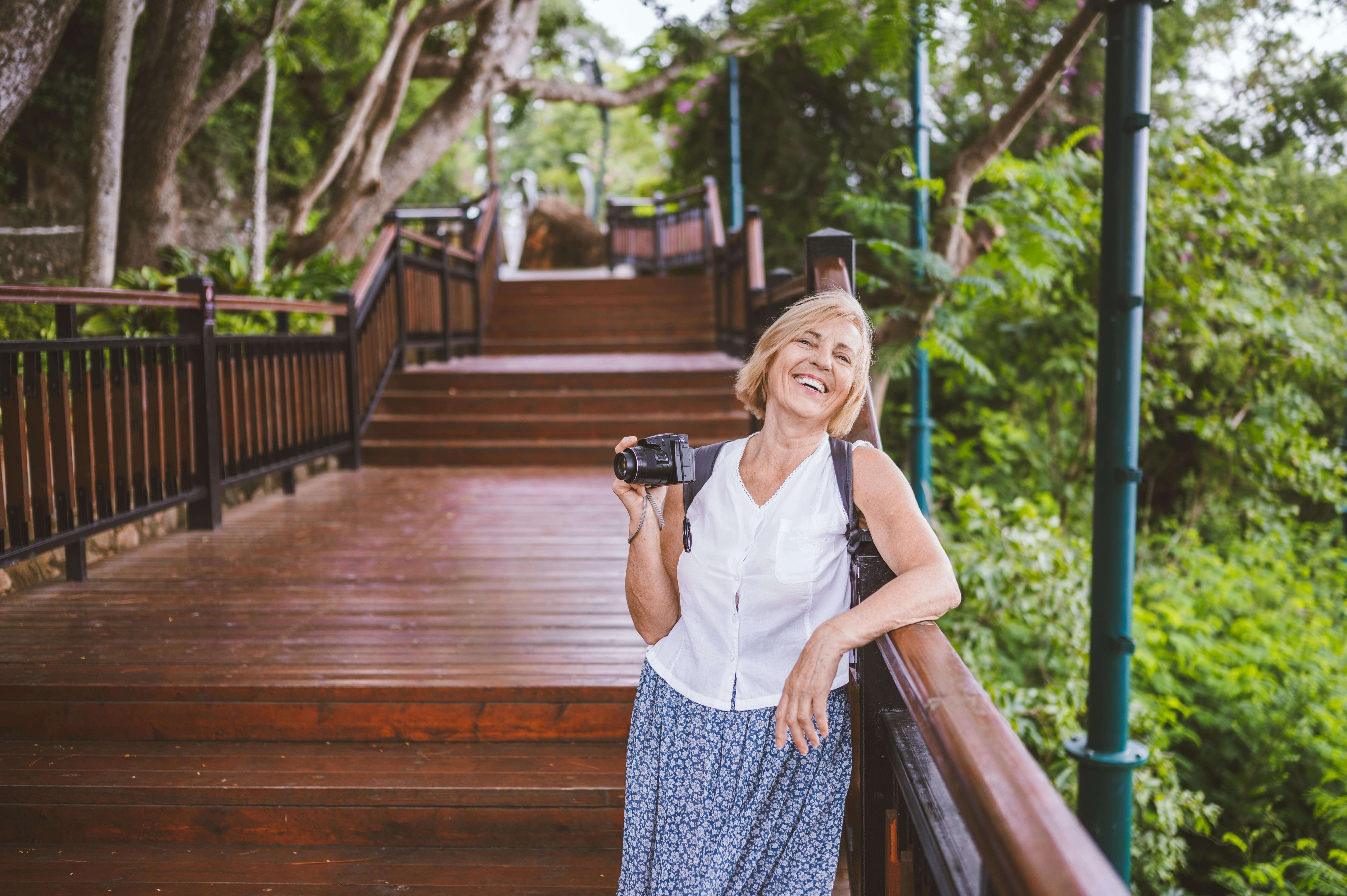 Where will you explore as a solo female traveller?