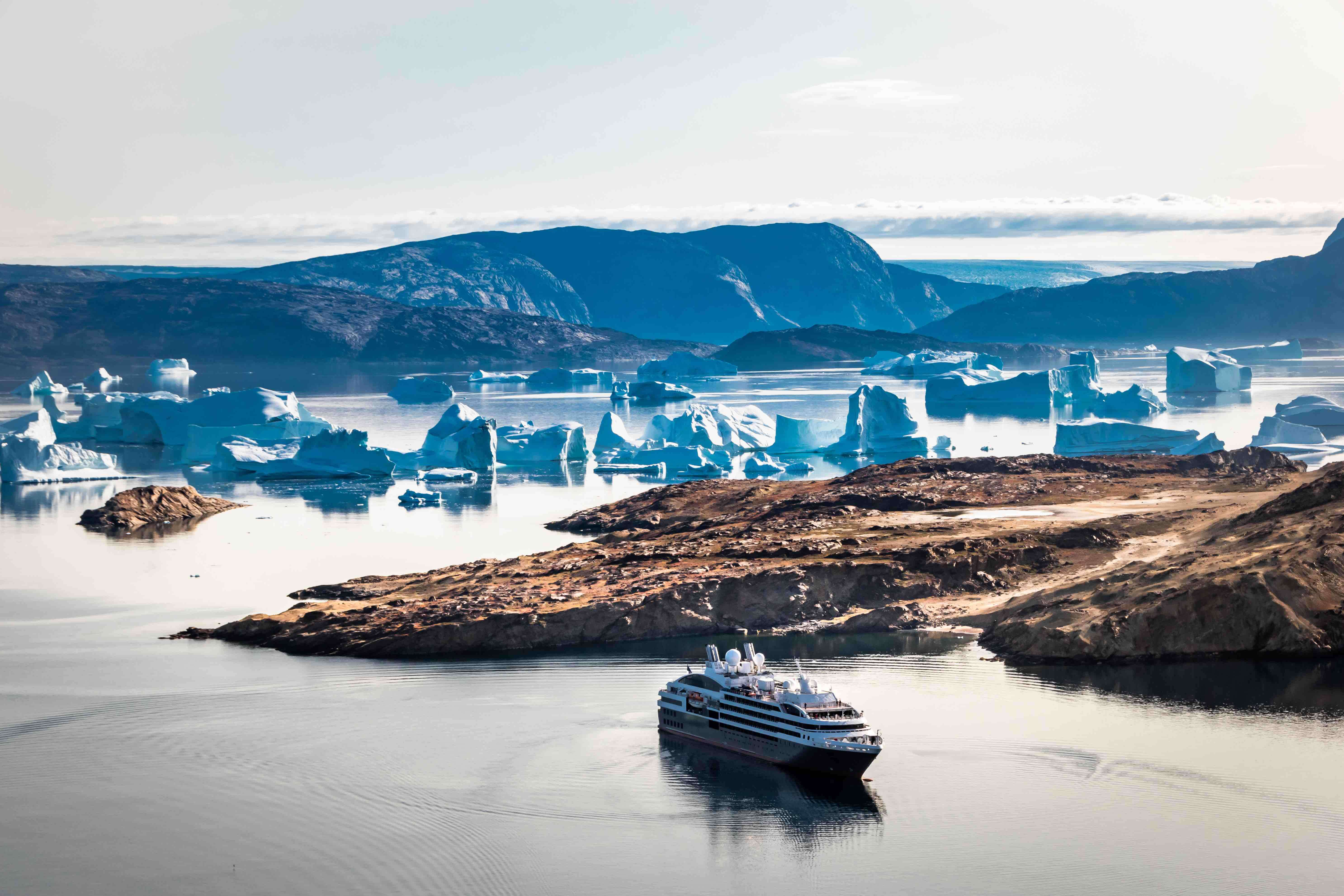 Will you take the trip of a lifetime and cruise to Arctic Greenland in 2022?